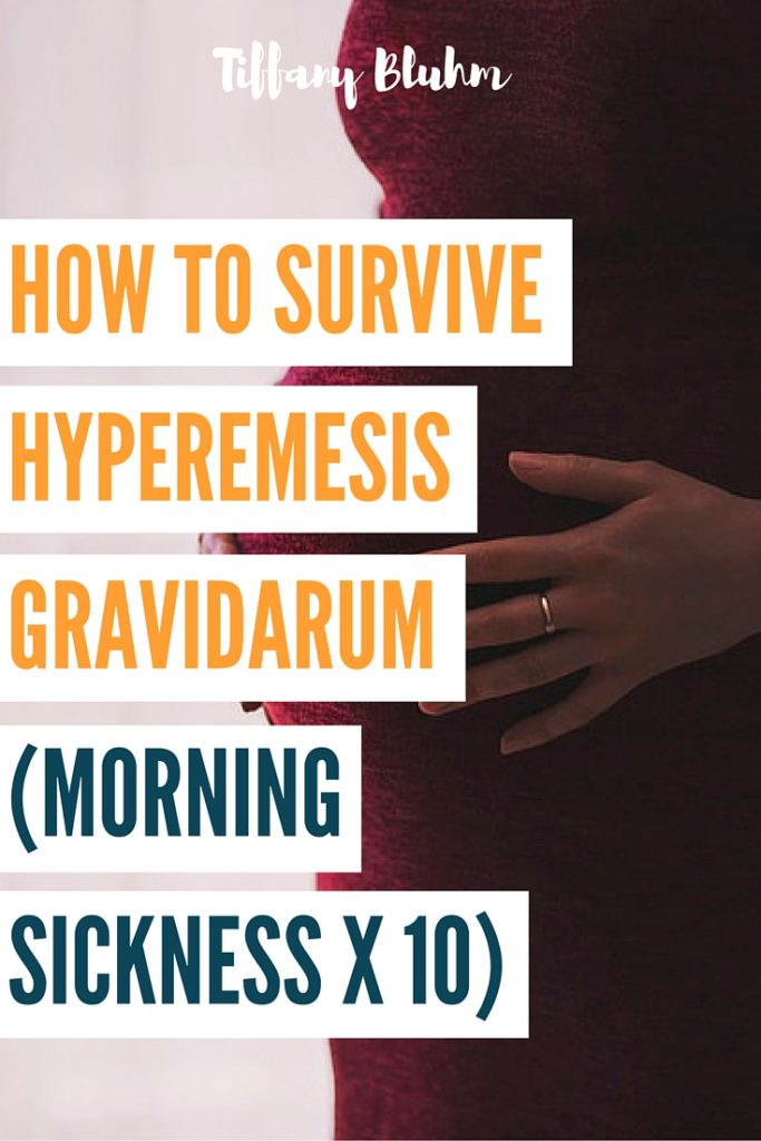 HOW TO SURVIVE HYPEREMESIS