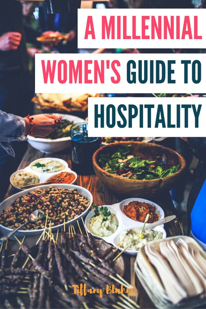 MILLENNIAL GUIDE TO HOSPITALITY