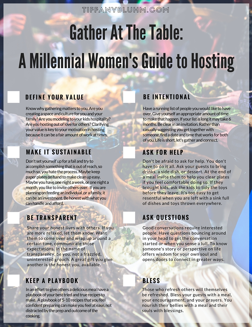 A Millennial Women's Guide To Hospitality - Tiffany Bluhm